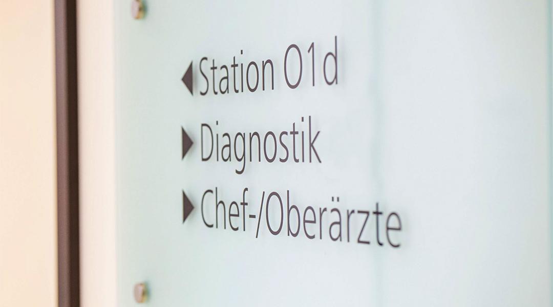 Wegweiser zur Diagnostik in der Marcus Klinik