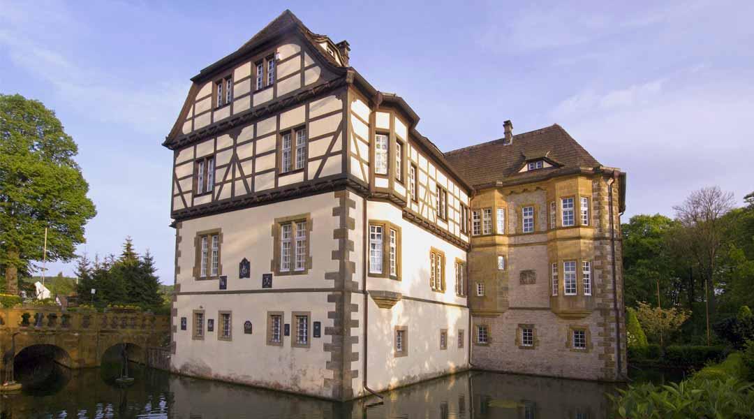 Wasserschloss Heerse