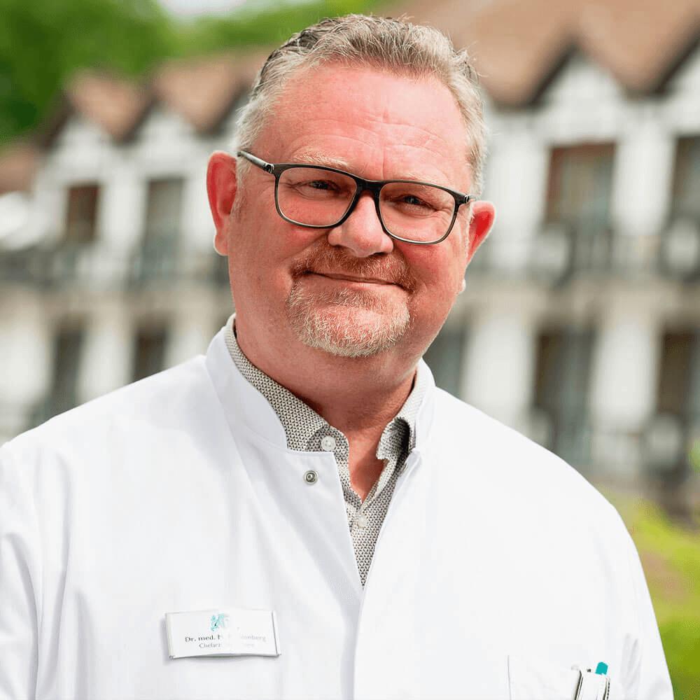 Klinikleitung Marcus Klinik Dr. Mühlenberg Neurologie