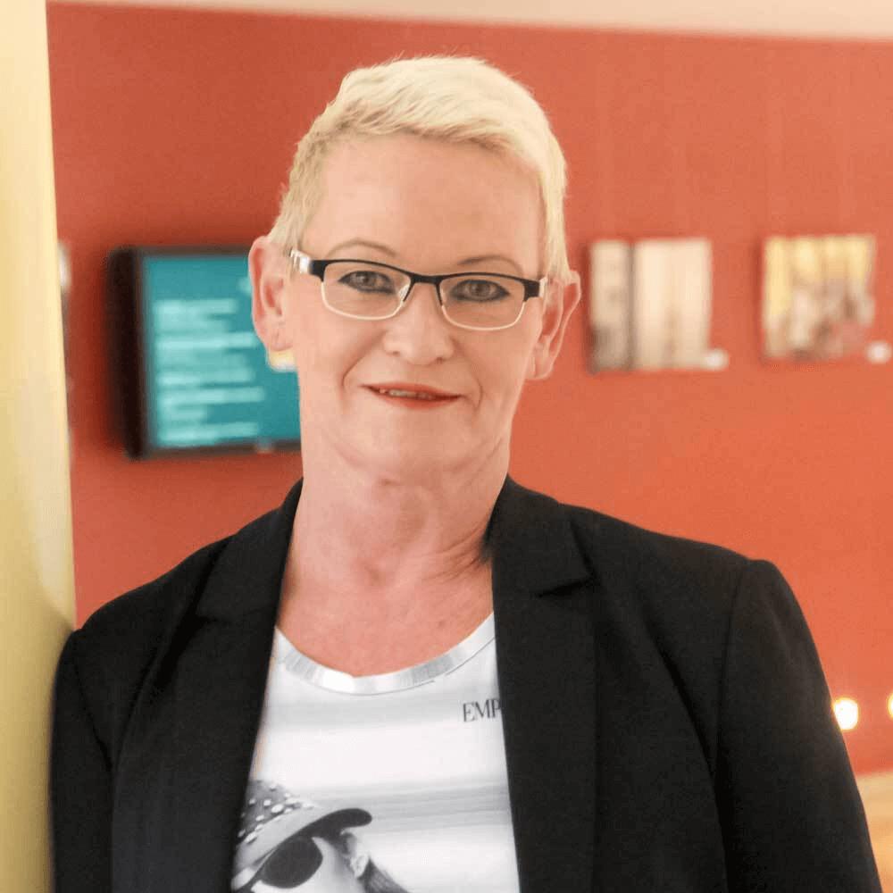 Patientenaufnahme Orthopädie Kontakt Marcus Klinik Ursula Ladusch