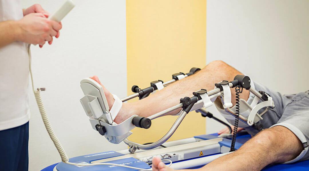 Physikalische Therapie in der Orthopädie