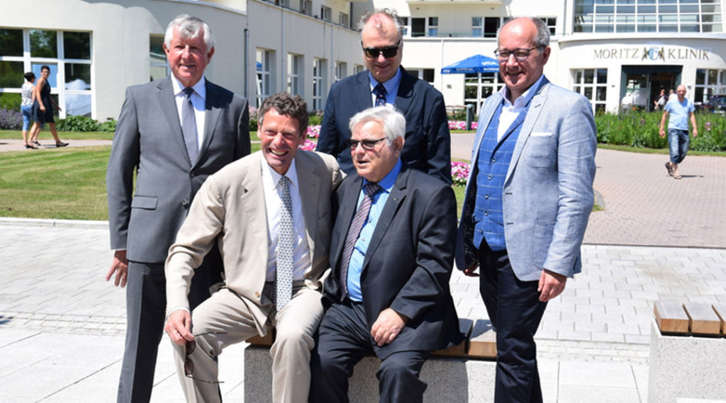 Presse 25 Jahre Moritz Geschäftsführer