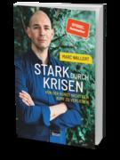 """Buchcover """"Stark durch Krisen"""""""